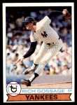 1979 Topps #225  Goose Gossage  Front Thumbnail