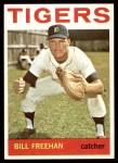 1964 Topps #407  Bill Freehan  Front Thumbnail