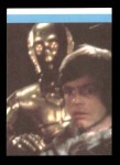 1983 Topps Star Wars Return of the Jedi Stickers #2  Chief Chirpa  Back Thumbnail