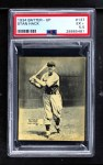 1934 Batter Up #137  Stan Hack   Front Thumbnail