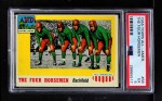 1955 Topps #68   -  Jim Crowley / Elmer Layden / Don Miller / Harry Stuhldreher Four Horsemen Front Thumbnail