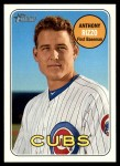 2018 Topps Heritage #20 A Anthony Rizzo  Front Thumbnail