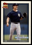 1991 Topps Traded #67 T Pat Kelly  Front Thumbnail