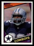 1984 Topps #246  Dennis Thurman  Front Thumbnail
