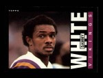 1985 Topps #99  Sammie White  Front Thumbnail