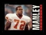 1985 Topps #184  Dexter Manley  Front Thumbnail