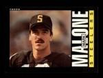 1985 Topps #359  Mark Malone  Front Thumbnail