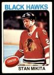 1975 Topps #30  Stan Mikita   Front Thumbnail