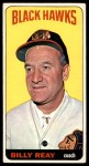1964 Topps #38  Billy Reay  Front Thumbnail