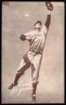 1939 Exhibits Salutations CLE Joe Gordon  Front Thumbnail