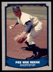1988 Pacific Legends #21  Pee Wee Reese  Front Thumbnail