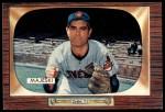 1955 Bowman #127  Hank Majeski  Front Thumbnail