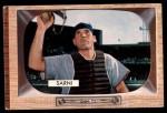 1955 Bowman #30  Bill Sarni  Front Thumbnail
