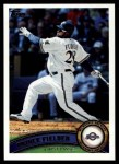 2011 Topps #410  Prince Fielder  Front Thumbnail