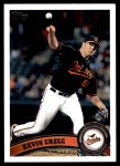 2011 Topps Update #328  Kevin Gregg  Front Thumbnail