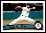 2011 Topps Update #215  Michael Dunn  Front Thumbnail