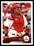 2011 Topps Update #69  Gerald Laird  Front Thumbnail
