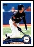 2011 Topps Update #72  Colby Rasmus  Front Thumbnail
