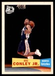 2007 Topps #114  Mike Conley  Front Thumbnail