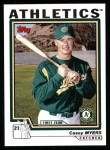 2004 Topps #301   -  Casey Myers First Year Front Thumbnail