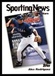 2004 Topps #358   -  Alex Rodriguez All-Star Front Thumbnail