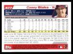 2004 Topps #577  Casey Blake  Back Thumbnail