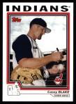 2004 Topps #577  Casey Blake  Front Thumbnail