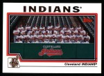 2004 Topps #646   Cleveland Indians Team Front Thumbnail
