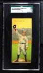 1911 T201 Mecca  Ty Cobb / Sam Crawford  Front Thumbnail