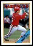 1988 Topps #689  Tom Pagnozzi  Front Thumbnail
