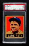 1948 Leaf #3  Babe Ruth  Front Thumbnail