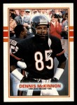 1989 Topps #70  Dennis McKinnon  Front Thumbnail