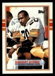 1989 Topps #320  Dwight Stone  Front Thumbnail