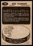 1965 Topps #104  Reg Fleming  Back Thumbnail
