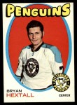 1971 Topps #16  Bryan Hextall  Front Thumbnail