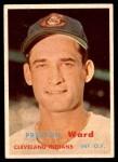 1957 Topps #226  Preston Ward  Front Thumbnail