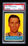 1957 Topps #33  Wally Hergesheimer  Front Thumbnail