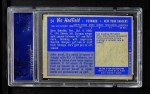1963 Topps #54  Vic Hadfield  Back Thumbnail