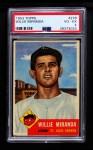 1953 Topps #278  Willie Miranda  Front Thumbnail