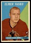 1958 Topps #12  Elmer Vasko  Front Thumbnail