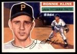 1956 Topps #94  Ron Kline  Front Thumbnail
