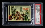 1954 Topps Scoop #118   Julius Cesar Assassinated Front Thumbnail