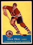 1957 Topps #30  Glen Skov  Front Thumbnail