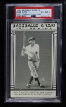 1948 Hall of Fame Exhibits BAT Babe Ruth  Front Thumbnail
