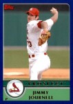 2003 Topps Traded #147 T  -  Jimmy Journell Prospect Front Thumbnail