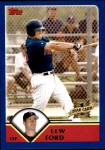 2003 Topps Traded #171 T  -  Lew Ford First Year Front Thumbnail