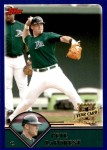 2003 Topps Traded #239 T  -  Pete LaForest First Year Front Thumbnail