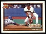 1991 Topps #771  Gary Redus  Front Thumbnail