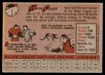 1958 Topps #4  Hank Foiles  Back Thumbnail