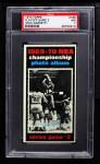 1970 Topps #169   -  Dick Garrett  1969-70 NBA Championship - Game 2 Front Thumbnail